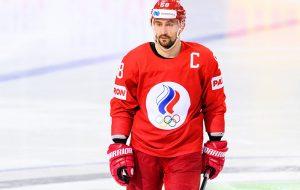 Слепышев признан лучшим игроком сборной России в матче со шведами