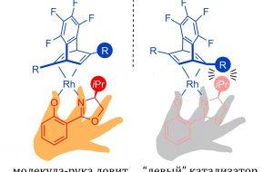 Молекула-рука поможет фармацевтам отлавливать «злых близнецов» лекарственных препаратов