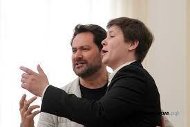 Ильдар Абдразаков провел мастер-класс для начинающих певцов