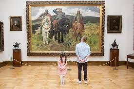 Я поведу тебя в музей