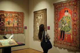 Музей Востока представил мир Ирана эпохи Каджаров