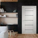 Особенности и разновидности межкомнатных дверей