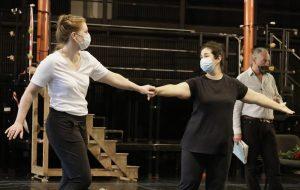 В Большом театре поставили оперу Генделя