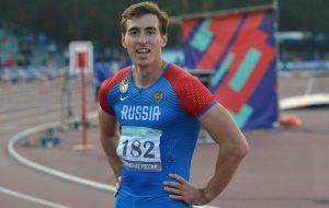 Шубенков и другие россияне уже участвуют в международных легкоатлетических турнирах