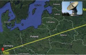 Россия показывает новые возможности управления в дальнем космосе