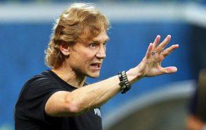 Карпин готов пообщаться с болельщиками после матча против Хорватии