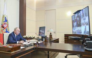 Президент Владимир Путин пожелал паралимпийцам побед на Играх в Токио