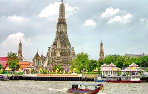«Аэрофлот» отменил рейсы в Бангкок
