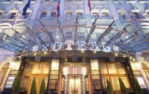 Только люксовые отели в Москве смогли увеличить средний тариф за период пандемии