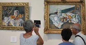 Выставка шедевров из коллекции братьев Морозовых открылась в Париже