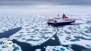 Завершилась научно-исследовательская экспедиция в Арктику
