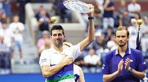 Джокович по-русски обратился к Медведеву после поражения в финале US Open