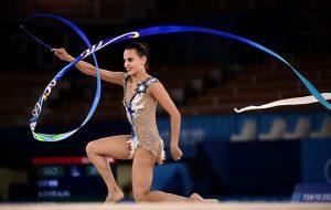 Сборная Израиля по художественной гимнастике снялась с чемпионата мира