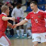 Сборная России по мини-футболу одержала вторую победу на ЧМ