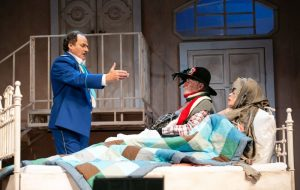 Театр имени Ленсовета анонсировал десять премьер
