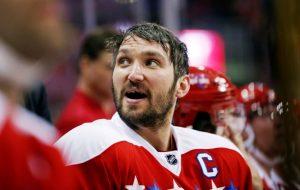 Овечкин стал четвертым россиянином, отыгравшим 1200 матчей в НХЛ